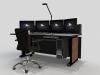 High Usage Control Room Furniture