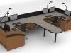 Control Room Furniture Design