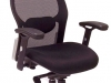 mesh task chair for control room consoles