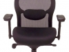 mesh task chair for control room furniture