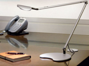 Premium Task Lighting Lamp on Console Furniture