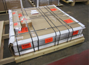 Summit Deluxe Control Room Furniture Shipping Options Photo