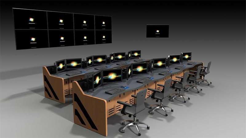 Enterprise NOC Furniture Pic3