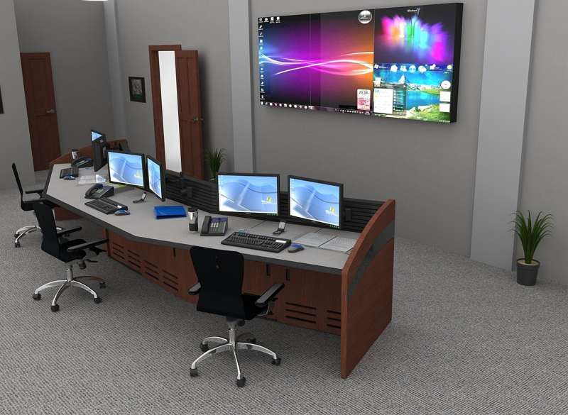 Enterprise NOC Furniture Pic7