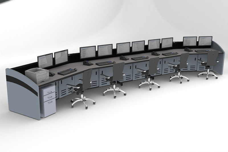 Enterprise NOC Furniture Pic21
