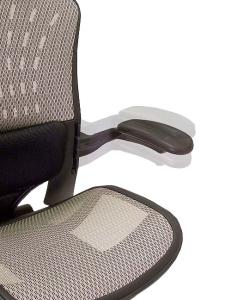 ErgoFlex Ergonomic Mesh Task Chair w/ Headrest - Close