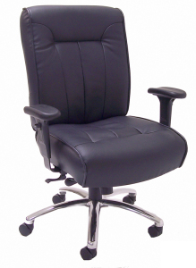 Leather Task Chair - Front