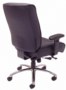 Leather Task Chair - Side
