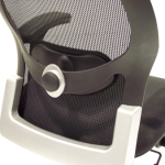 Advanced Ergonomic Mesh Back Ultra Task Chair w/ Headrest – 8