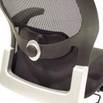 Advanced Ergonomic Mesh Back Ultra Task Chair w/ Headrest – 8