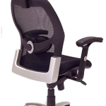 Advanced Ergonomic Mesh Back Ultra Task Chair w/ Headrest – 7