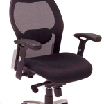 Advanced Ergonomic Mesh Back Ultra Task Chair w/ Headrest – 6