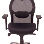 Advanced Ergonomic Mesh Back Ultra Task Chair w/ Headrest – 5