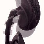 Advanced Ergonomic Mesh Back Ultra Task Chair w/ Headrest