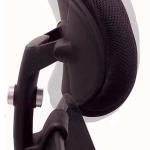 Advanced Ergonomic Mesh Back Ultra Task Chair w/ Headrest – 4