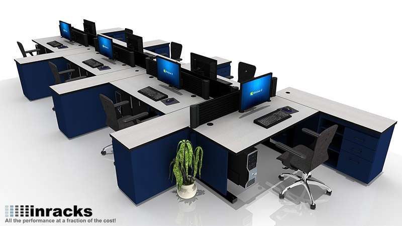 Deluxe Control Room NOC Furniture 2015-12