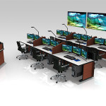 Deluxe Control Room NOC Furniture 2015-15