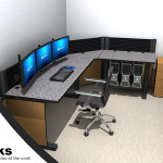 Deluxe Control Room NOC Furniture 2015-18