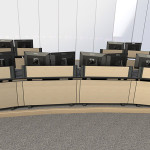 Deluxe Control Room NOC Furniture 2015-20