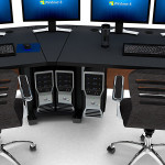 Deluxe Control Room NOC Furniture 2015-28