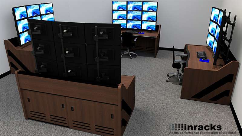 Enterprise Control Room Furniture 2015-7