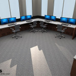 Enterprise Control Room Furniture 2015-11