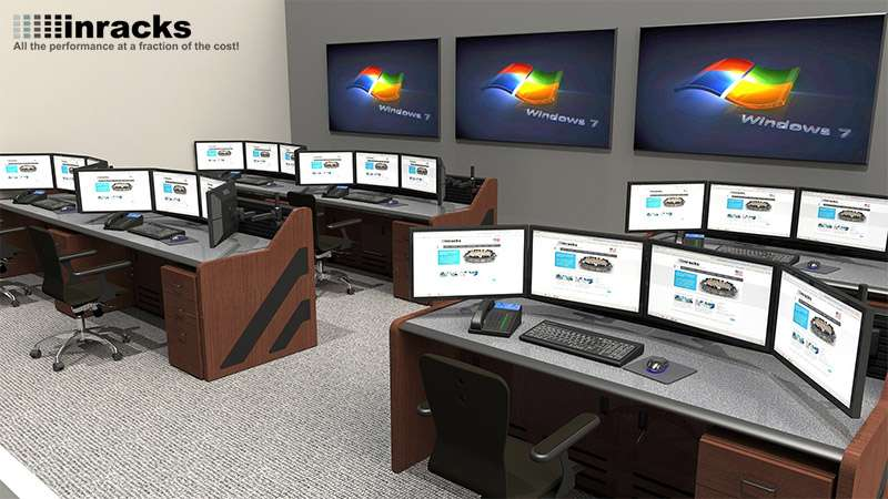 Enterprise Control Room Furniture 2015-15