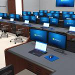 Enterprise Control Room Furniture 2015-17