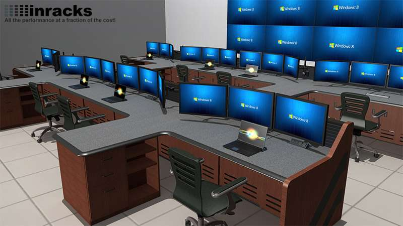 Enterprise Control Room Furniture 2015-19