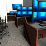 Enterprise Control Room Furniture 2015-20