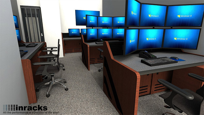 Enterprise Control Room Furniture 2015-20