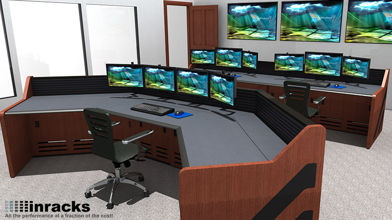 Enterprise Control Room Furniture 2015-22