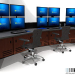 Enterprise Control Room Furniture 2015-23