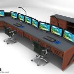 Enterprise Control Room Furniture 2015-24