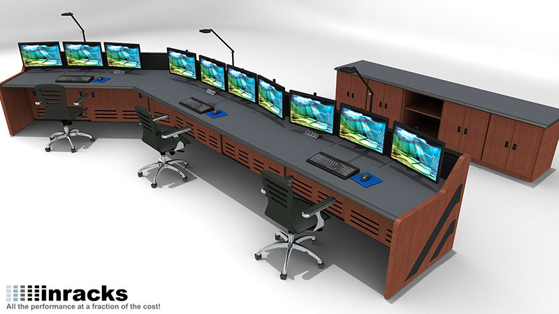Enterprise Control Room Furniture 2015-24