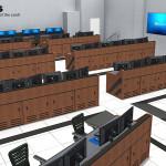 Enterprise Control Room Furniture 2015-25