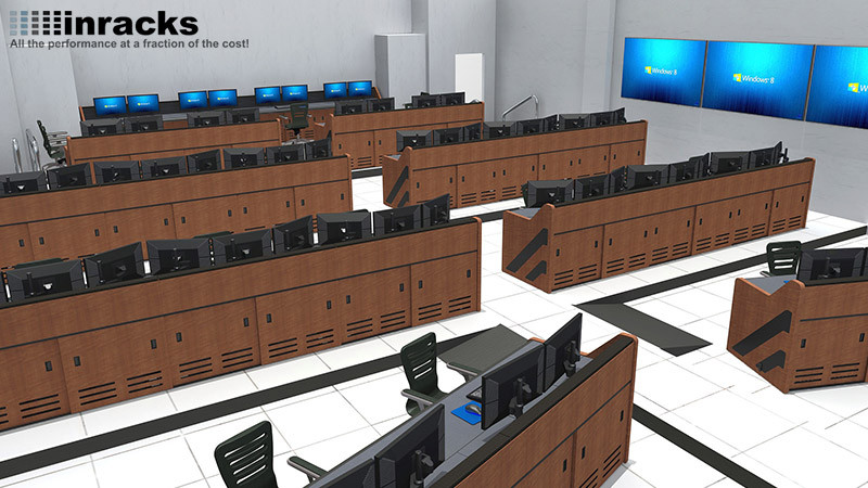 Enterprise Control Room Furniture 2015-25
