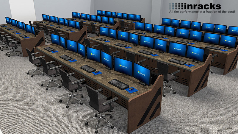 Enterprise Control Room Furniture 2015-30