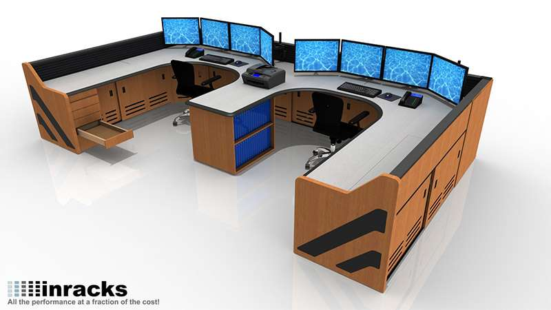 Enterprise Control Room Furniture 2015-32