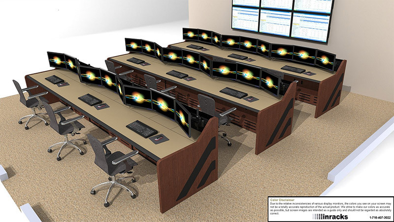Enterprise Control Room Furniture 2015-33