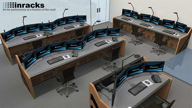 Enterprise Control Room Furniture 2015-37