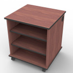 Custom Millwork for Control Room Furniture 01