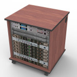 Custom Millwork for Control Room Furniture 02