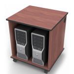 Custom Millwork for Control Room Furniture 03