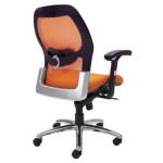 Mesh Task Chair for Control Room Furniture 01