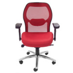 Mesh Task Chair for Control Room Furniture 02