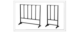 Modular Expandable Monitor Wall Frame