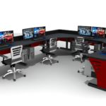 Deluxe Control Room NOC Furniture 2017 6