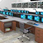 Enterprise Control Room NOC Furniture 2017 1