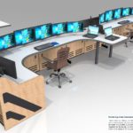 Enterprise Control Room NOC Furniture 2017 3